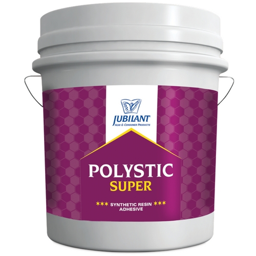 Polystic Super Easy to Apply White Adhesive JACPL