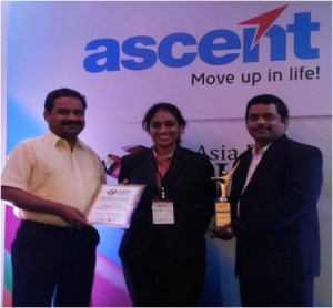 "ASIA PACIFIC HRM CONGRESS AWARDS 2014 for ""Best in Corporate Social Responsibility Practices"""