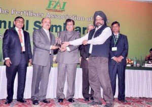 Fertilizer Association of India (FAI) applauded the environment protection initiatives of Jubilant Industries Limited