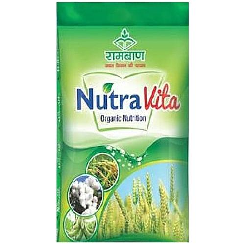 Nutravita organic fertilizer from jubilant jacpl for Organic soil brands