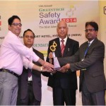 SILVER Award in Chemical Sector for outstanding achievements in Safety Management 1