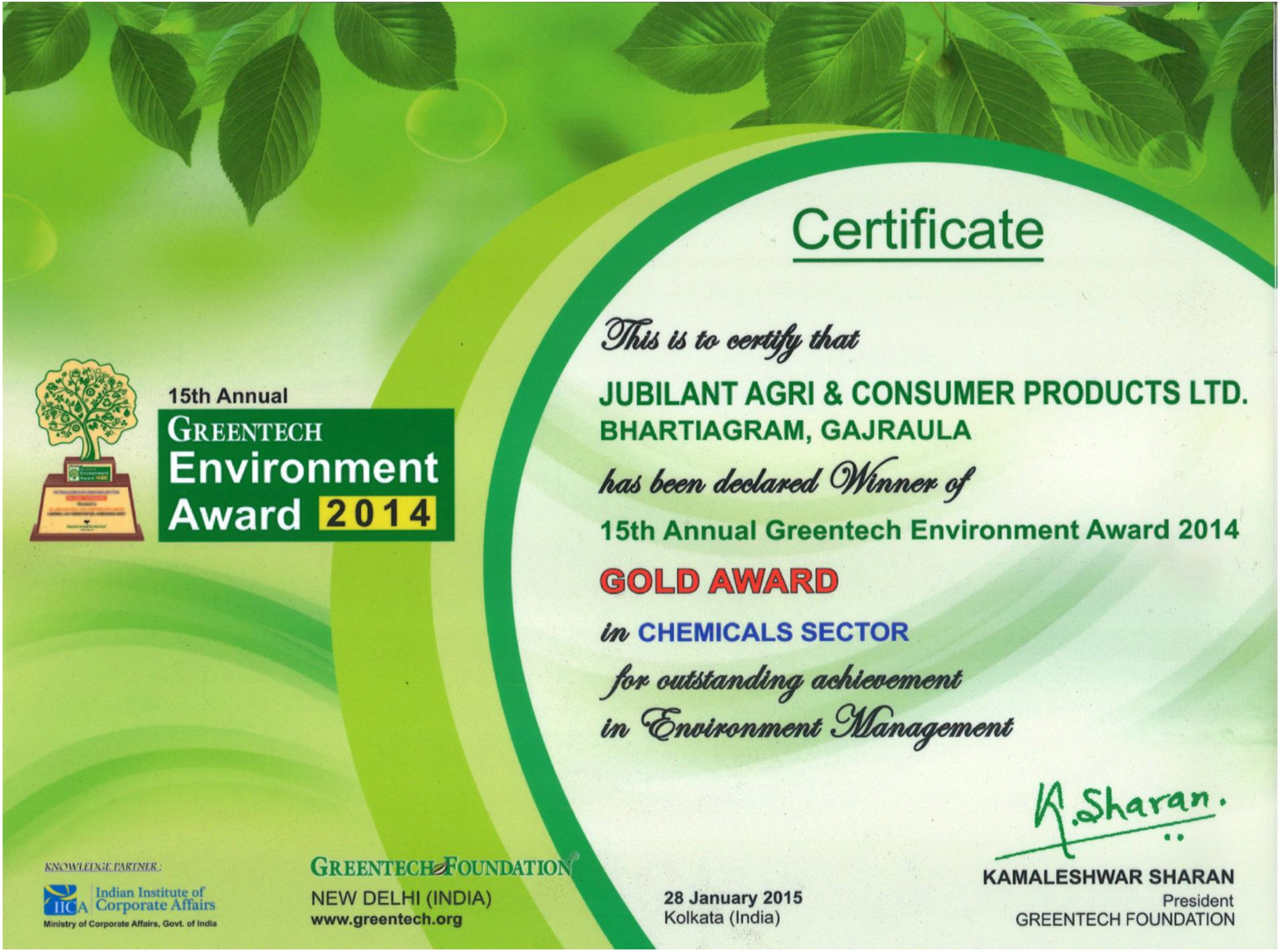 corporate environmental responsibility in india pdf