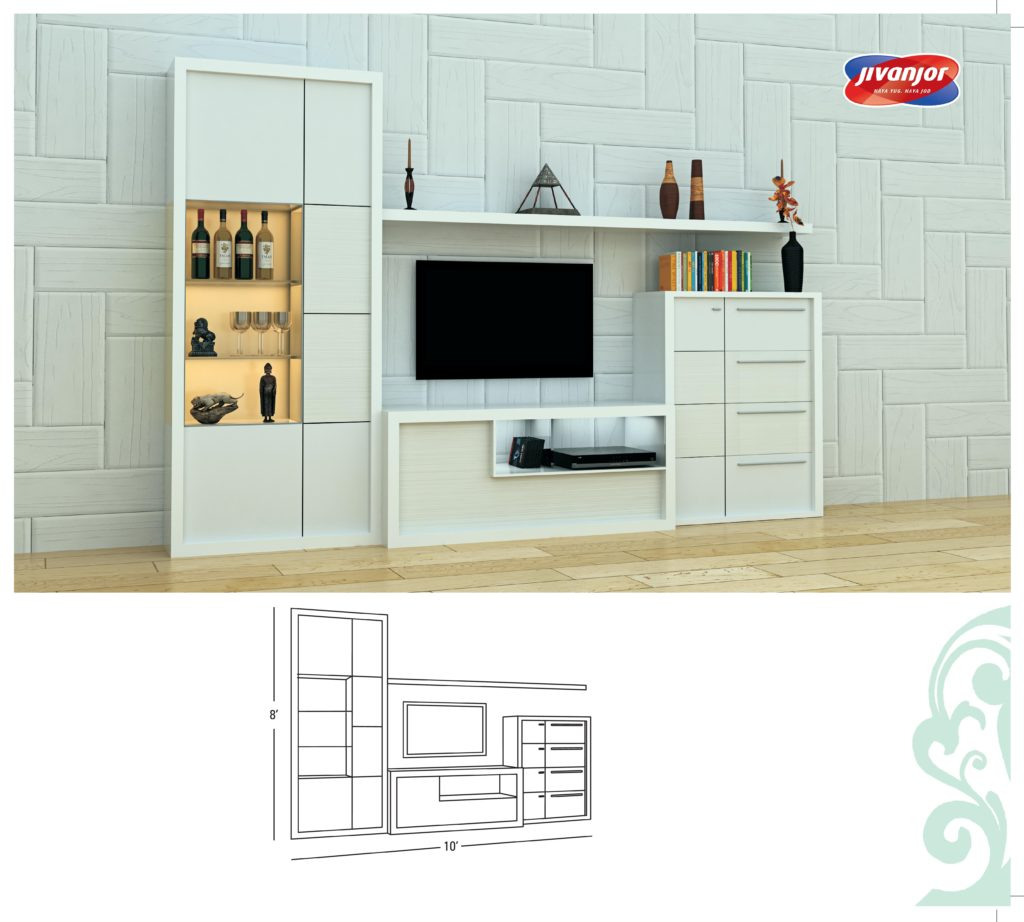 Modern tv cabinet design ideas from jubilant jacpl for Armoire tv design