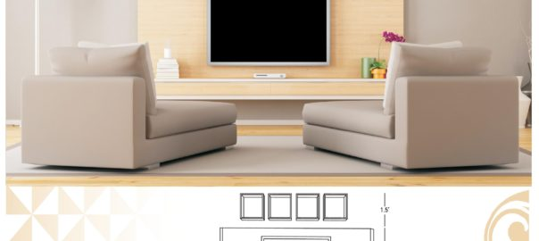 MODERN TV CABINET DESIGN IDEA FROM JUBILANT