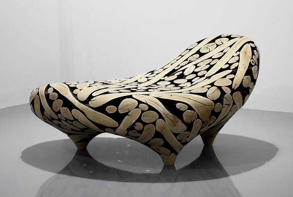 Tree Trunks to Stunning Wood Sculptures By Lee Jae Hyo 11