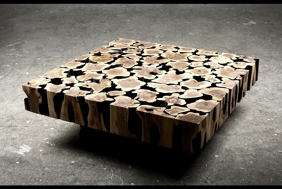 Tree Trunks to Stunning Wood Sculptures By Lee Jae Hyo 4