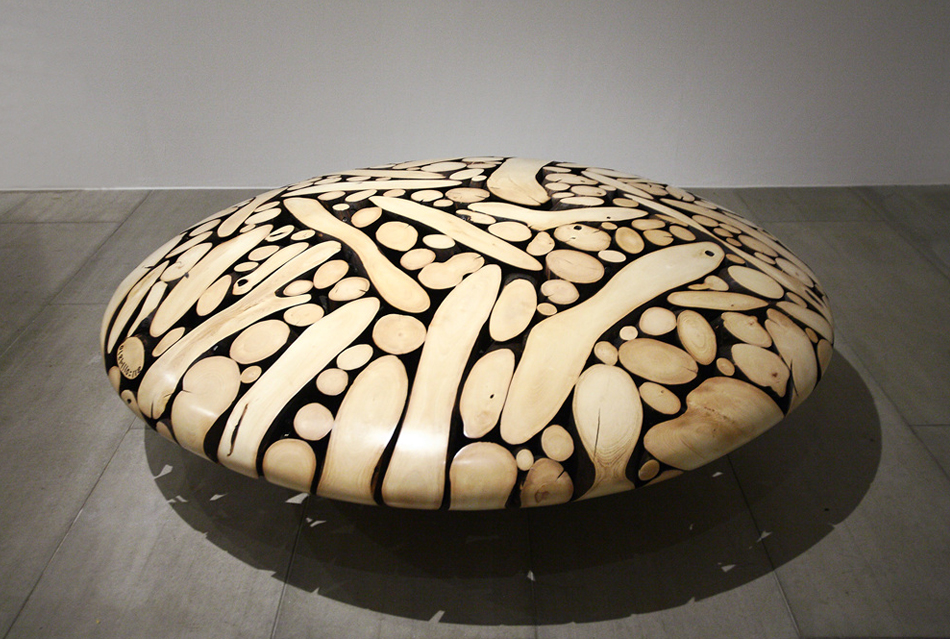 Tree Trunks to Stunning Wood Sculptures By Lee Jae Hyo 6