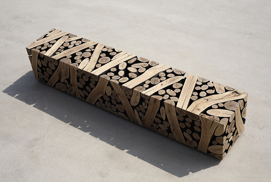 Tree Trunks to Stunning Wood Sculptures By Lee Jae Hyo 9