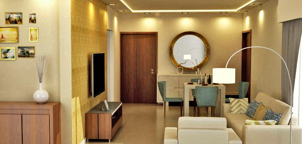 A Beautiful Living Room By Nestopia And Jubilant Jacpl