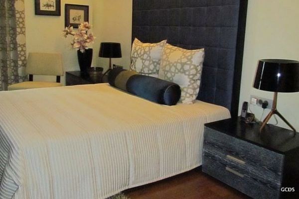 A Design of a Bed Room by GC Design Studio