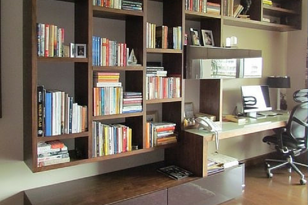 business group photo ideas - A Beautiful Study Room Design by GC Design Studio