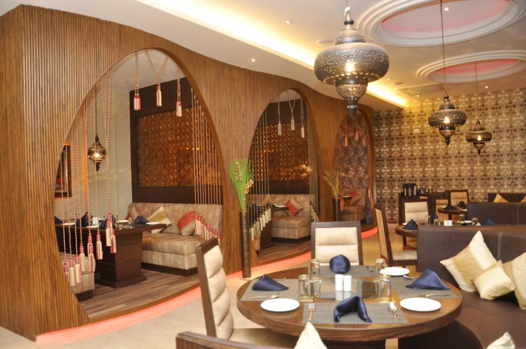 Classy Restaurant Interior : Design of a classy restaurant by rajesh sharma jacpl