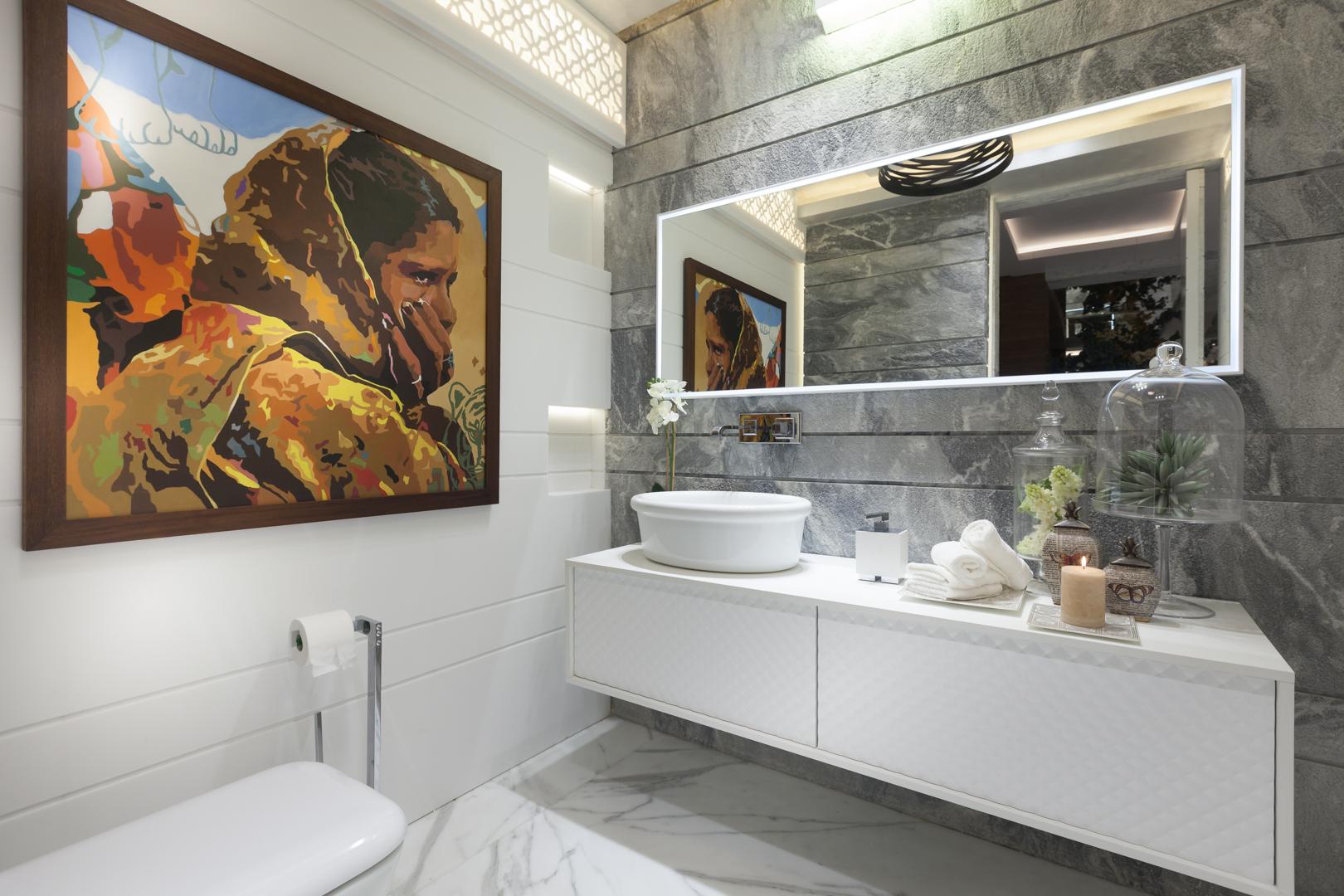 A Beautiful Bath Room Design by Essentia Environments