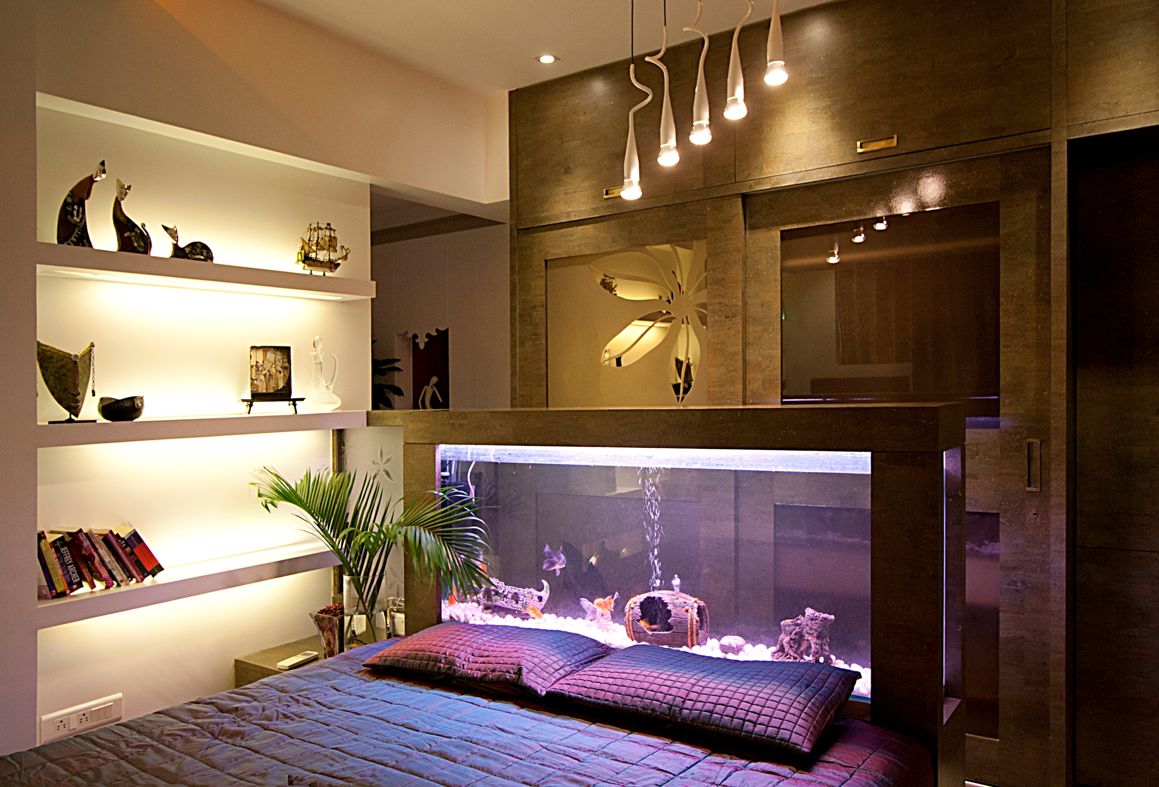Design Of A Beautiful Bed Room By Architecture Design Art Pvt Ltd