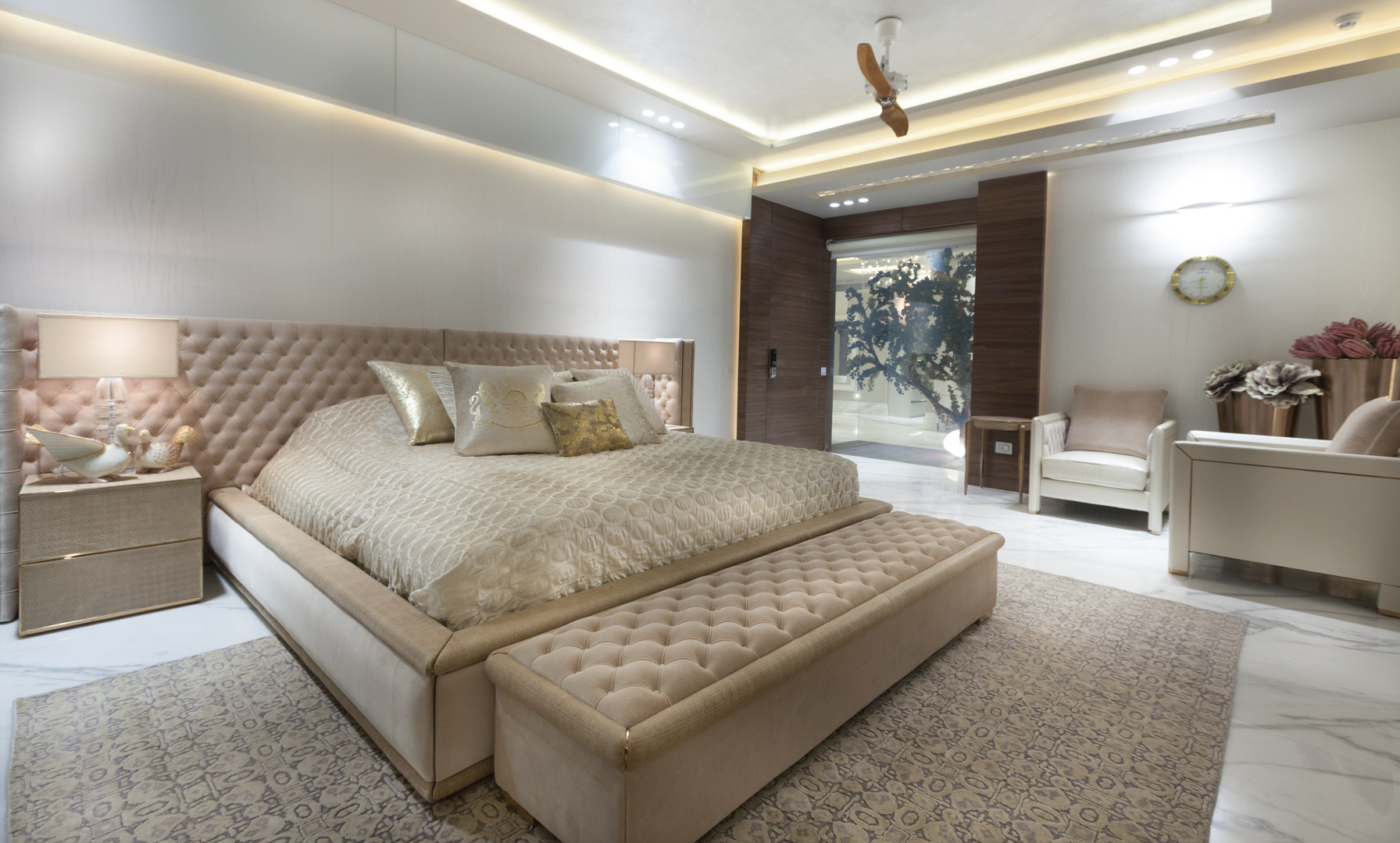a beautiful bed room design by essentia environments - Beutiful Bed