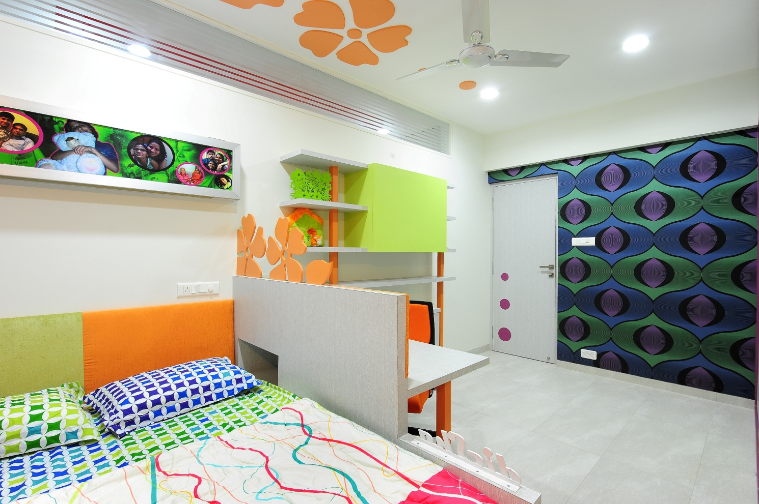 A Kids Room Design By Architecture Design Art Pvt Ltd Jacpl
