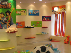 Design Of A Kids Room By Atul Joshi Innovations