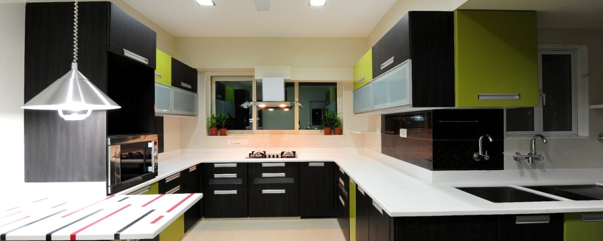 design of a kitchen by architecture design art pvt ltd jacpl