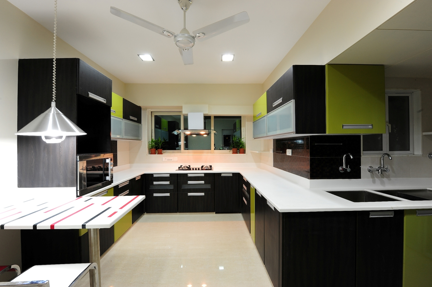 Design of a kitchen by architecture design art pvt ltd jacpl for Architectural design kitchens