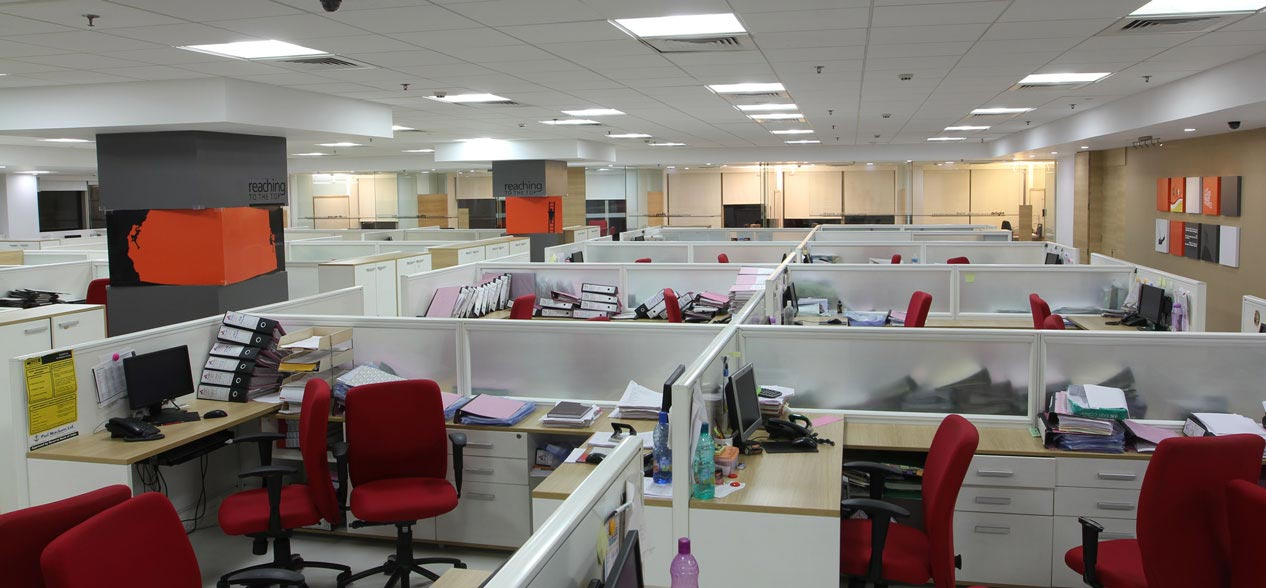 Exceptionnel Design Of A Beautiful Office By Atul Joshi Innovations