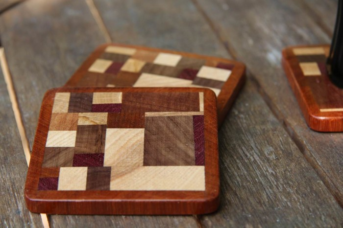 SCRAP WOOD CUTTING BOARDS
