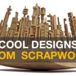 COOL DESIGNS FROM SCRAP WOOD