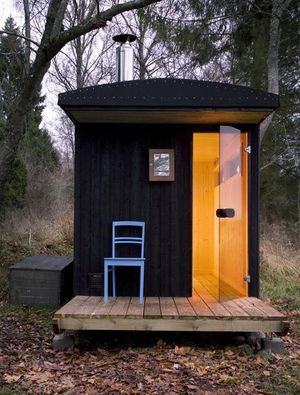 Winter Outdoor Styling-A Complete Makeover-Black Exterior Cubby